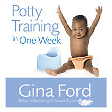 Buy Baker & Taylor Potty Training In One Week Book Online at johnlewis.com