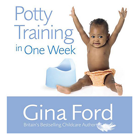 Buy Potty Training In One Week Book Online at johnlewis.com