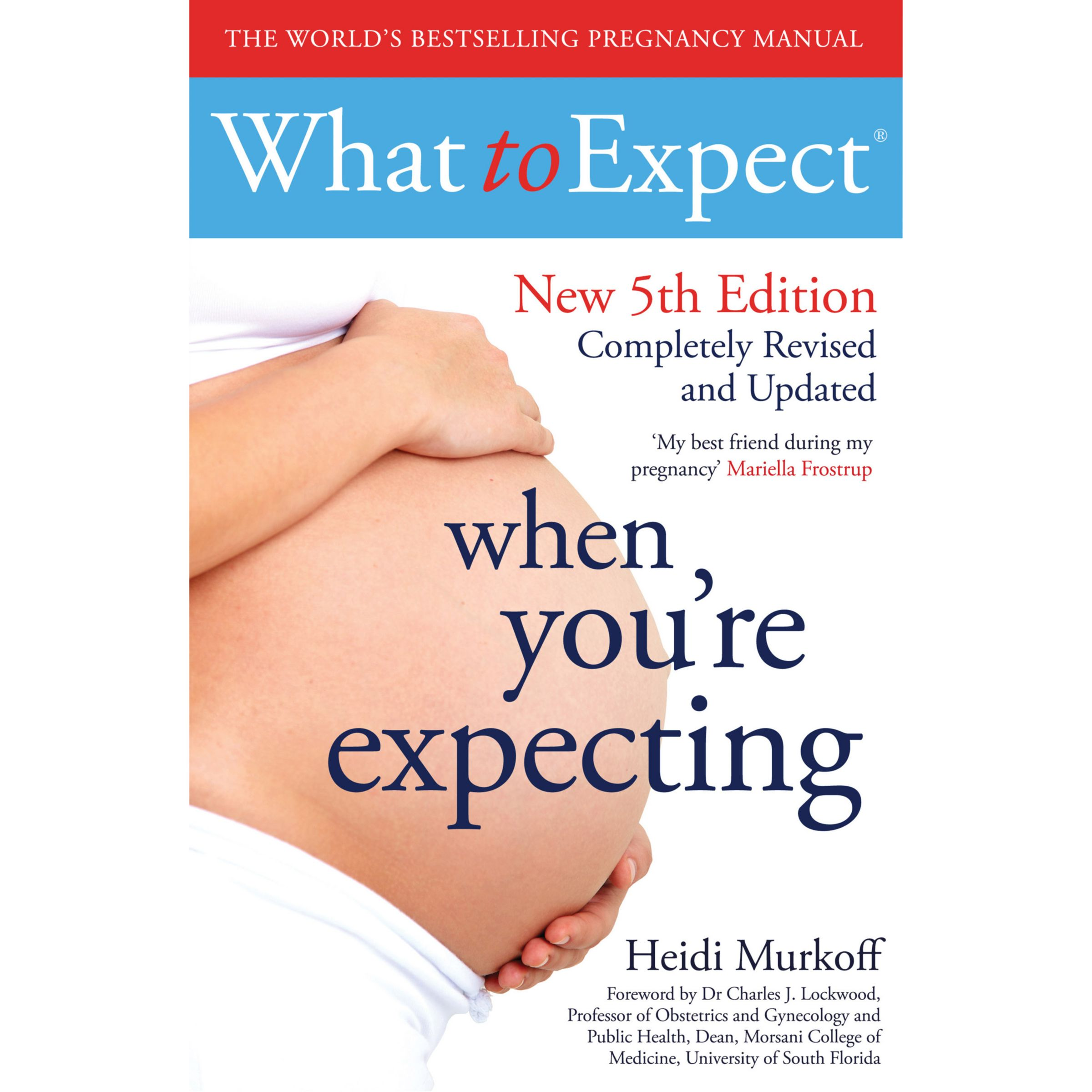 Baker & Taylor Baker & Taylor What To Expect When You're Expecting Book
