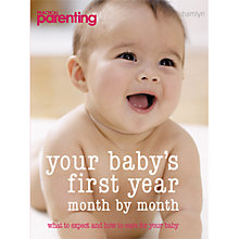 Buy Your Baby's First Year Book Online at johnlewis.com
