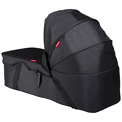 Phil & Teds Dot/Sport Snug Carrycot, Black