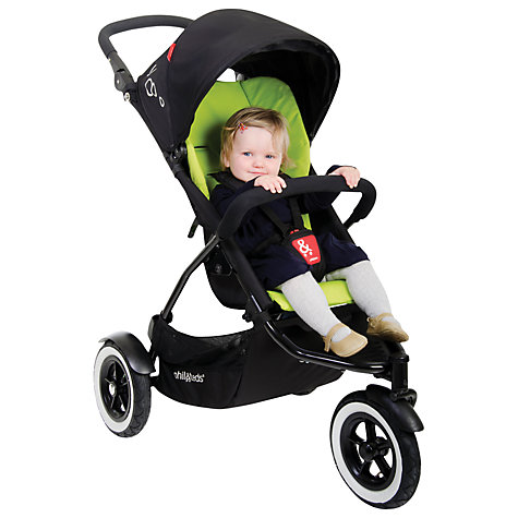 Buy Phil & Teds Dot Pushchair, Apple Online at johnlewis.com