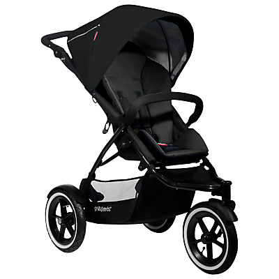 Phil & Teds Navigator Pushchair, Black