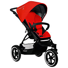 Buy Phil & Teds Navigator Pushchair, Cherry Online at johnlewis.com