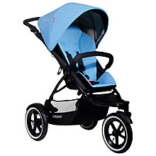 Buy Phil & Teds Navigator Pushchair, Sky Online at johnlewis.com