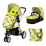 Cosatto Giggle 3 in 1 Combi Pushchair, Treet