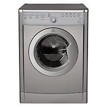 Buy Indesit IDVA735S Vented Tumble Dryer Silver, 7kg Load, C Energy Rating, Silver Online at johnlewis.com
