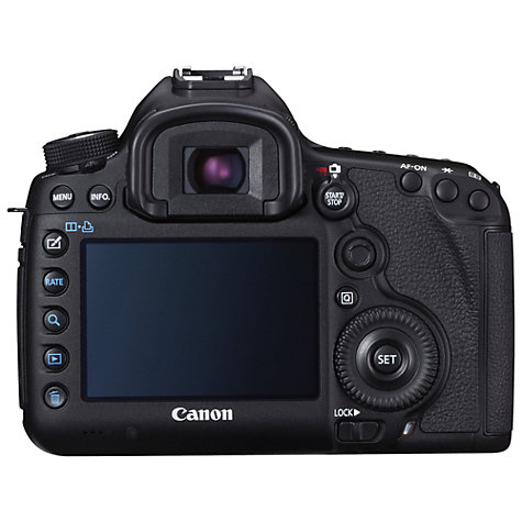 Buy Canon EOS 5D MK III Digital SLR Camera  HD 1080p  22 3MP  3 2 quot  LCD    Canon Hd Camera 1080p