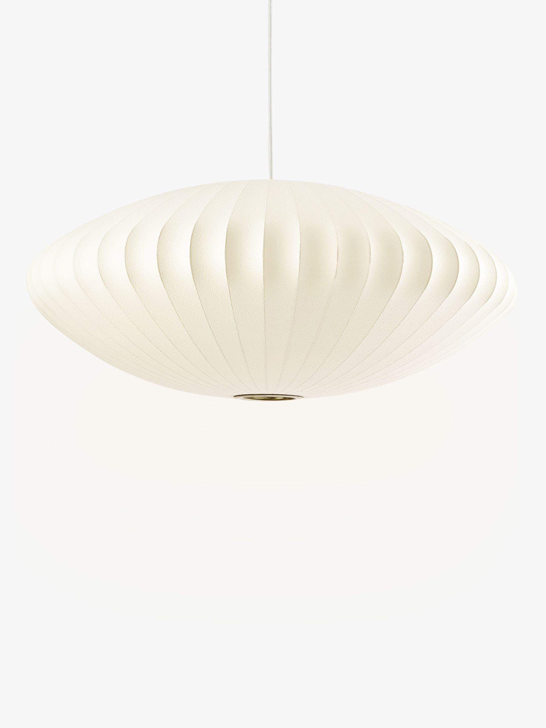 George Nelson George Nelson Bubble Saucer Ceiling Light, Large