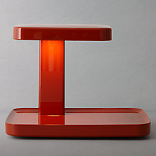 Buy Flos Piani Desk Lamp, Orange Online at johnlewis.com