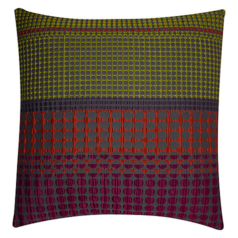 Buy Margo Selby Galeano Cushion, Multi Online at johnlewis.com