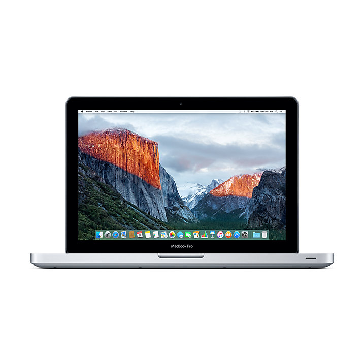 Buy Apple MacBook Pro, MD101B/A, Intel Core i5, 500GB, 4GB RAM, 13.3