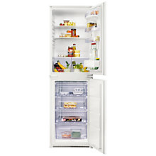 Buy Zanussi ZBB28440SA Integrated Fridge Freezer, A+ Energy Rating, 54cm Wide, White Online at johnlewis.com