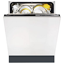 Buy Zanussi ZDT15002FA Integrated Dishwasher Online at johnlewis.com
