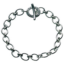 Buy Links of London Charm Bracelet, Silver Online at johnlewis.com
