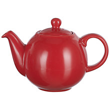 Buy London Pottery Company Teapot, 2 Cup, Red Online at johnlewis.com