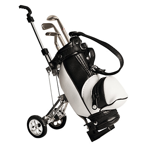 Buy Longridge Desktop Golf Bag Pen Set Online at johnlewis.com