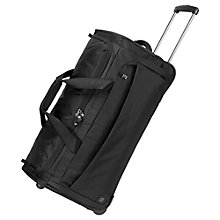 Buy Antler New Size Zero Large Trolley Bag, Black Online at johnlewis.com