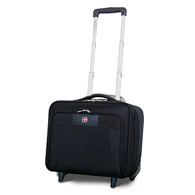 Product photo of Wenger 17 rolling office black