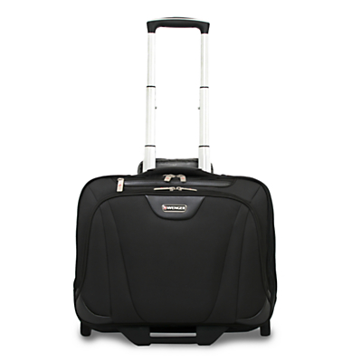 Product photo of Wenger 17 rolling office lite black