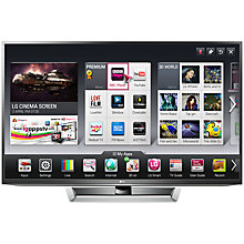 Buy LG 50PM670T Plasma HD 1080p 3D Smart TV, 50 Inch with Freeview HD Online at johnlewis.com