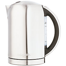 Buy Magimix 11690 Kettle, Brushed Stainless Steel / Black Online at johnlewis.com