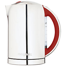 Buy Magimix Kettle, Polished Stainless Steel Online at johnlewis.com