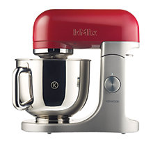 Buy Kenwood kMix KMX50 Stand Mixer, Raspberry Red and FREE Hand Blender Online at johnlewis.com