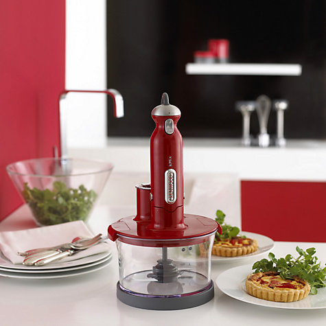 Buy Kenwood kMix HB800 Triblade Hand Blender Online at johnlewis.com