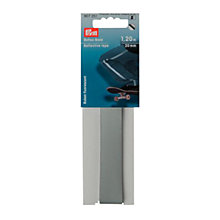 Buy Prym Self Adhesive Reflective Tape, 1.2m x 20mm Online at johnlewis.com