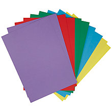 Buy John Lewis Rainbow Card, Pack of 8 Online at johnlewis.com