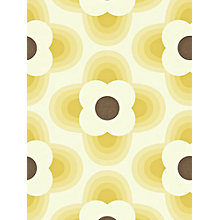 Buy Orla Kiely House for Harlequin Striped Petal Wallpaper Online at johnlewis.com