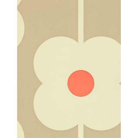 Buy Orla Kiely House for Harlequin Giant Abacus Flower Wallpaper Online at johnlewis.com