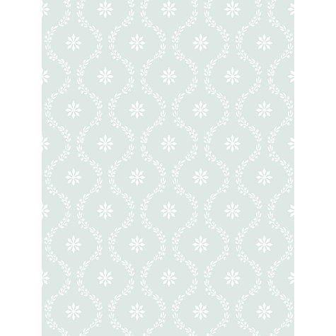 Buy Cole & Son Clandon Wallpaper, Duck Egg, 88/3013 Online at johnlewis.com