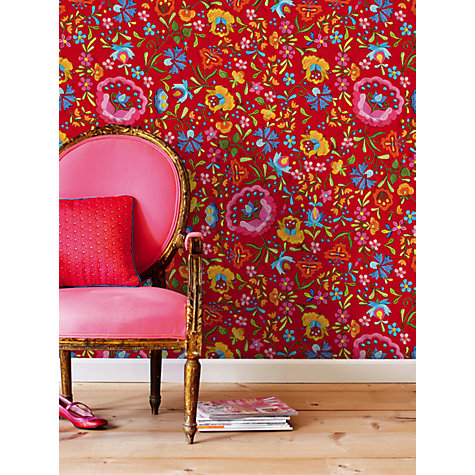 Buy PiP Studio Embroidery Wall Mural Multi, 313116 Online at johnlewis.com