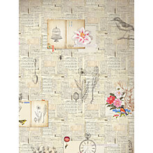 Buy PiP Studio Feeling Papergood Wall Mural, Multi, 313100 Online at johnlewis.com