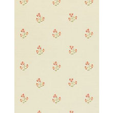 Buy Sanderson Jessica Wallpaper, Cream/Rose, DHONJE102 Online at johnlewis.com
