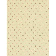 Buy Sanderson Libby Rose Wallpaper, Rose/Buttermilk, WR8518/1 Online at johnlewis.com