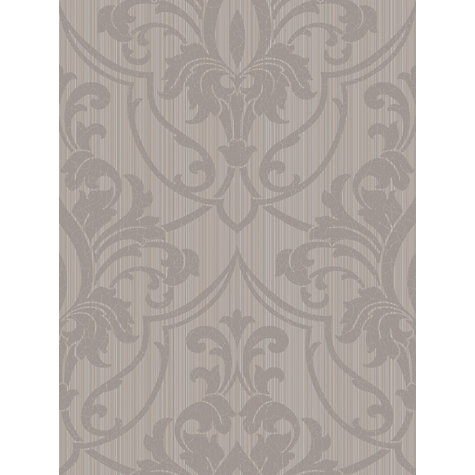Buy Cole & Son Petersburg Damask Wallpaper, Natural, 88/8033 Online at johnlewis.com