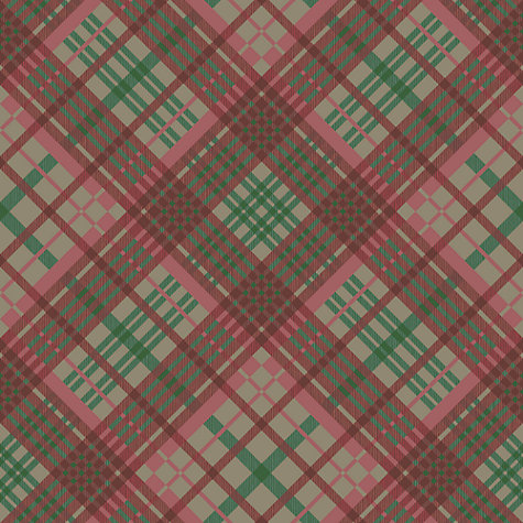 Buy Vivienne Westwood Tartan Wallpaper Online at johnlewis.com