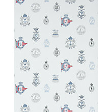 Buy Ralph Lauren Rowthorne Crest Wallpaper Online at johnlewis.com