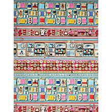 Buy PiP Studio Haberdashery Wall Mural, Multi, 313115 Online at johnlewis.com