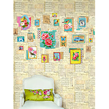 Buy PiP Studio Sing Along Wall Mural, Multi, 313102 Online at johnlewis.com