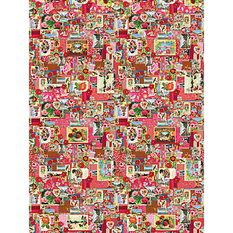 Buy PiP Studio Winter Memories Wall Mural, Red, 313117 Online at johnlewis.com