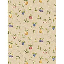 Buy Galerie Fruit Trail Kitchen Wallpaper, Natural, Co25903 Online at johnlewis.com