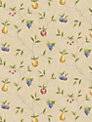 Galerie Fruit Trail Kitchen Wallpaper, Natural, Co25903