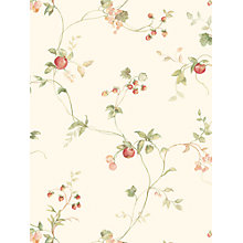 Buy Galerie Peach Trail Kitchen Wallpaper, KC28535 Online at johnlewis.com