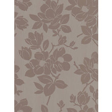Buy Graham & Brown Rose Wallpaper, Gold/Taupe Online at johnlewis.com