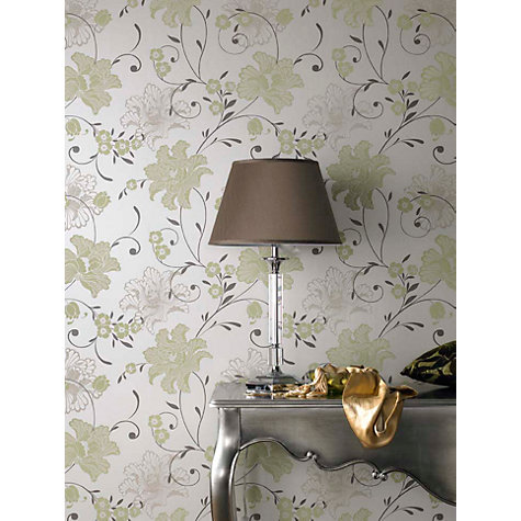 Buy Graham & Brown Taffetia Wallpaper Online at johnlewis.com
