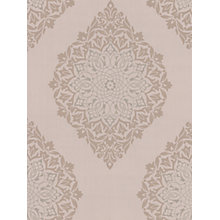 Buy Graham & Brown Tattoo Wallpaper, Orchid/Gold, 30-417 Online at johnlewis.com
